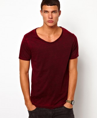 River Island Burnout T-Shirt