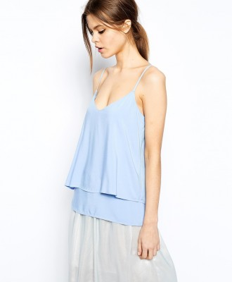 Warehouse Double Layer Cami