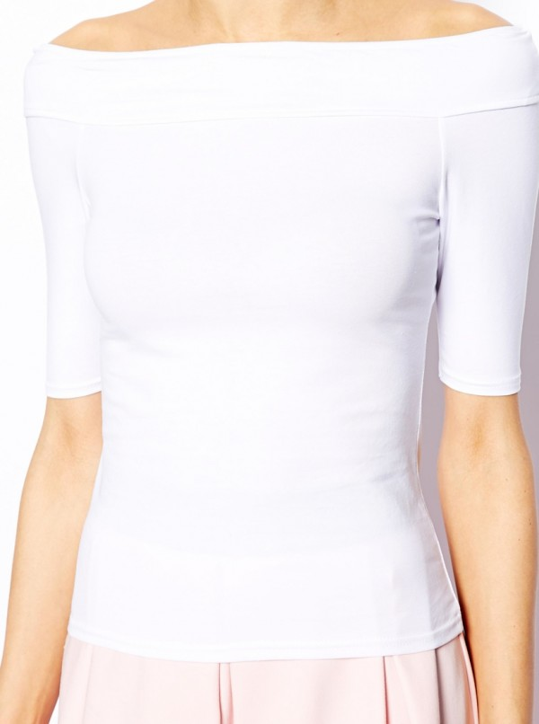 River Island Bardot Top