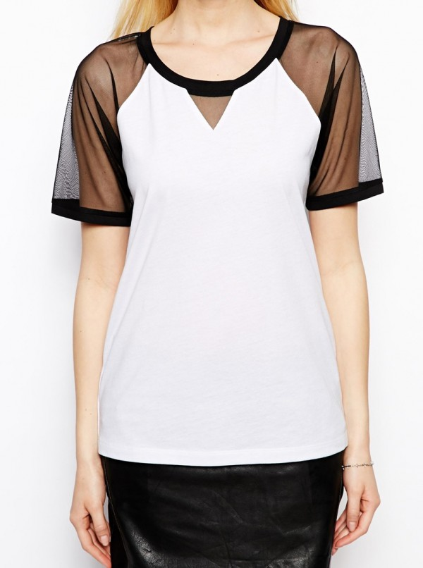 Fashion Union Raglan