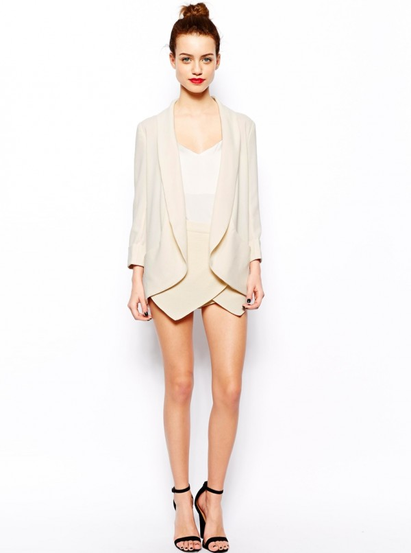 New Look Crepe Blazer