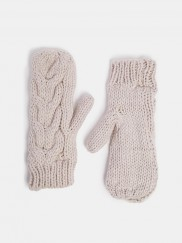 Warehouse Cable Mittens